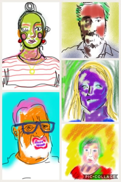 iPad art, apps for art, art in primary with iPad and art apps
